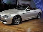 2012 BMW 6-Series Convertible live photos by Joe Nuxoll