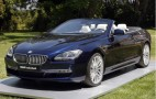 2012 BMW 6-Series Convertible Worked Over By BMW Individual