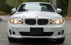 BMW ActiveE Electric Car, Seen Through Nissan Leaf Driver's Eyes