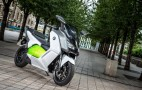 Latest e-Scooter Prototype Shown By BMW i Electric-Car Brand
