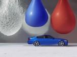 2012 BMW M5 goes ballistic