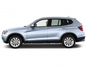 2012 BMW X3 AWD 4-door 28i Side Exterior View