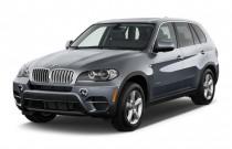 2012 BMW X5 AWD 4-door 50i Angular Front Exterior View