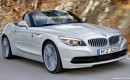 2012 bmw z2 roadster preview rendering 002