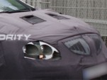 2012 Buick Compact Sedan Spy Shots