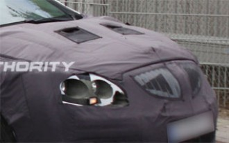 Spy Shots: Compact 2012 Buick Sedan Based On Chevy Cruze