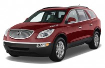 2012 Buick Enclave AWD 4-door Base Angular Front Exterior View