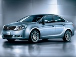 2012 Buick Excelle GT (Chinese-spec)