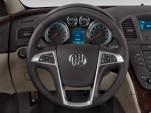 2012 Buick Regal 4-door Sedan Turbo Premium 2 Steering Wheel