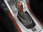 2012 Cadillac CTS 2-door Coupe Premium RWD Gear Shift