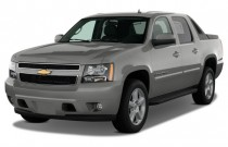 "2012 Chevrolet Avalanche 2WD Crew Cab 130"" LT Angular Front Exterior View"