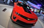 2012 Chevy Camaro ZL1: 184-MPH Top Speed For $54,995