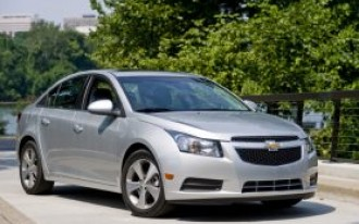 2011-2012 Chevrolet Cruze Recalled For Brake Issue