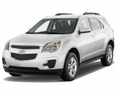 2012 Chevrolet Equinox FWD 4-door LT w/1LT Angular Front Exterior View