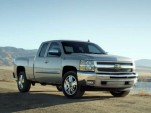 2012 Chevrolet Silverado Custom Sport Truck