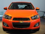 2012 Chevrolet Sonic. Photo by Joe Nuxoll