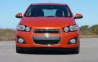 2012 Chevrolet Sonic: First Drive
