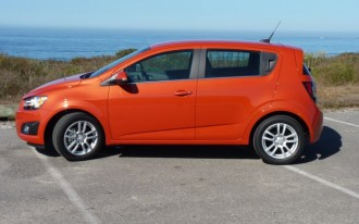 2012 Chevrolet Sonic: Subcompact, Definitely Not Subpar