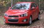 GM Recalls 2012 Chevrolet Sonic For Faulty Windshield Washer System