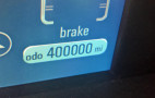 2012 Chevy Volt has now crossed 400,000 miles, range remains steady