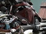2012 Chevy Volt Crash: © Livingstone County News / Michael Johnson