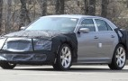 Spy Shots: 2012 Chrysler 300C SRT8