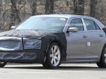 2012 Chrysler 300C SRT8 spy shots