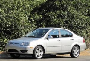 Coda Sedan Electric-Car Rolling Bodies For Sale On eBay