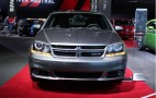 2012 Dodge Avenger R/T: 2011 New York Auto Show Live Photos