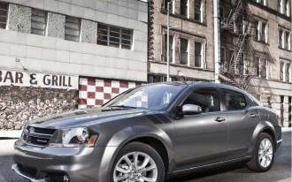 Chrysler Drops Dual-Clutch Transmission Plans for 2012