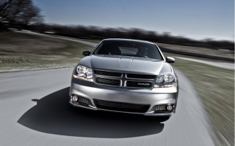 Dodge Avenger May Be On The Chopping Block