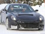 2012 Ferrari 612 Scaglietti successor test mule spy shots