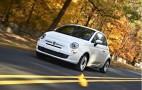 2012 Retro Rides: Fiat 500 Beats Beetle, Mini On Gas Mileage