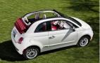 2012 Fiat Cabrio Pricing Starts At $20,000