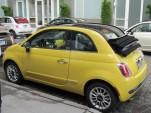 2012 Fiat 500 Cabrios, Manuals More Popular Than Projected