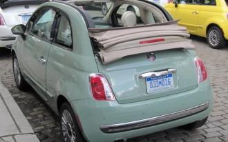 2012 Fiat 500C Cabrio: First Drive