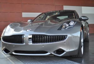 2012 Fisker Karma Electric Car: Quick Drive Review [Video]