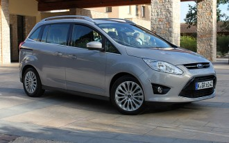 2012 Ford C-Max: First Drive