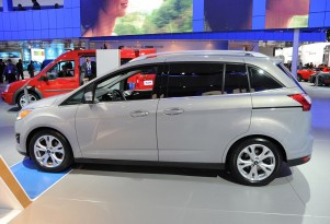 Ford Unveils the New 2012 C-Max in Detroit