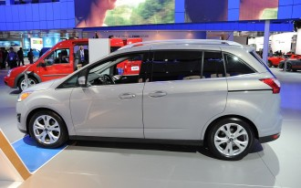 Ford C-Max Minivan Canceled; U.S C-Max To Be Hybrid-Only
