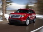 2012 Ford Explorer-Ginger Ale