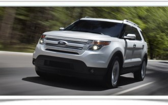 Ford To Fit Lane-Keeping Technology On Explorer