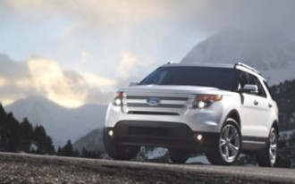 2012 Family Crossovers And SUVs With Enhanced Stability Control