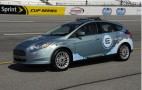 2012 Ford Focus Electric To Pace NASCAR Richmond 400