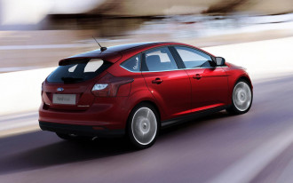Today in Car News: 2012 Focus, Porsche and Chevy Spark