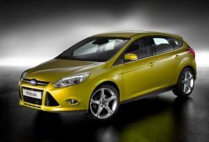 2012 Ford Focus Five-Door