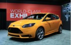 Drive To The Summer X Games In A Ford Focus ST...Simulator