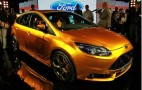 2010 Paris Show: 2012 Ford Focus ST, Video and Live Photos