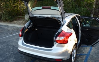 2012 Ford Focus Video Road Test