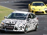 2012 Ford Focus ST spy shots